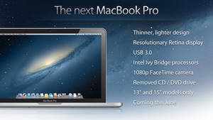 The Next MacBook Pro