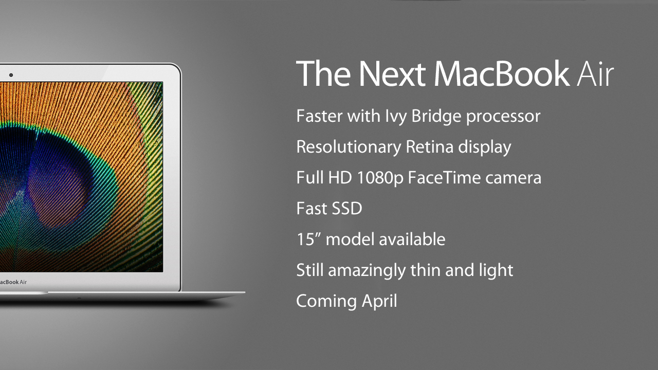 What I Expect From The Next MacBook Air