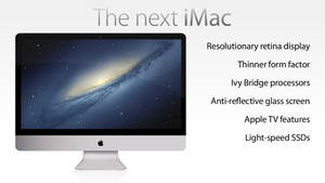 What I Expect From The Next iMac