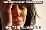 Windows Update...
