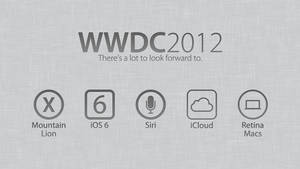 WWDC 2012 - There's A Lot To Look Forward To
