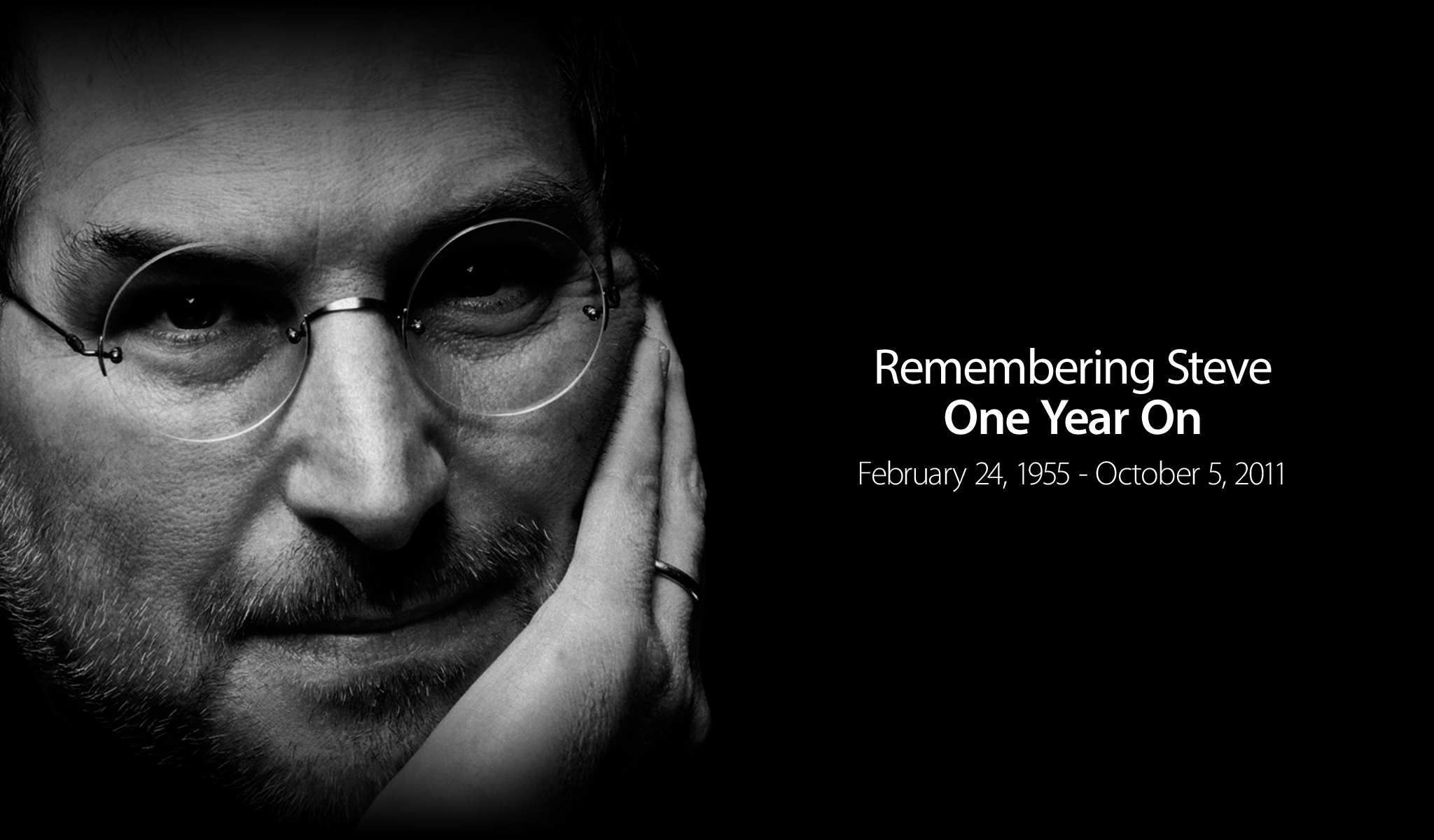 Remembering Steve: One Year On