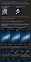 Reimagining the iOS Lock Screen [Update 1.2] by theIntensePlayer