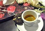 Espresso and  Flowers 1