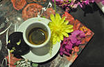 Espresso and  Flowers 2