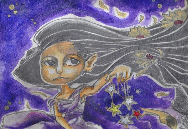 Stellar Orbit Final by chibiomajo