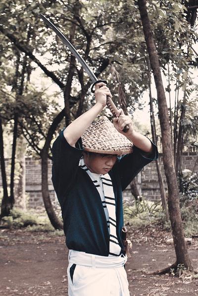 Kimonos: The Wandering Swordsman I by chibiomajo