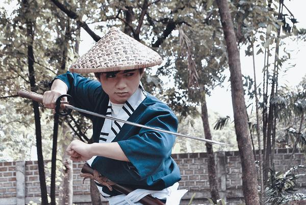 Kimonos: The Wandering Swordsman III by chibiomajo