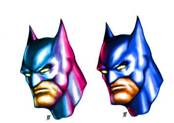 Batman lighting