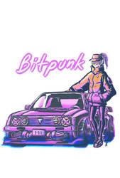 Bitpunk the comic.