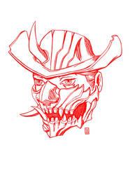 Oni-cowboy