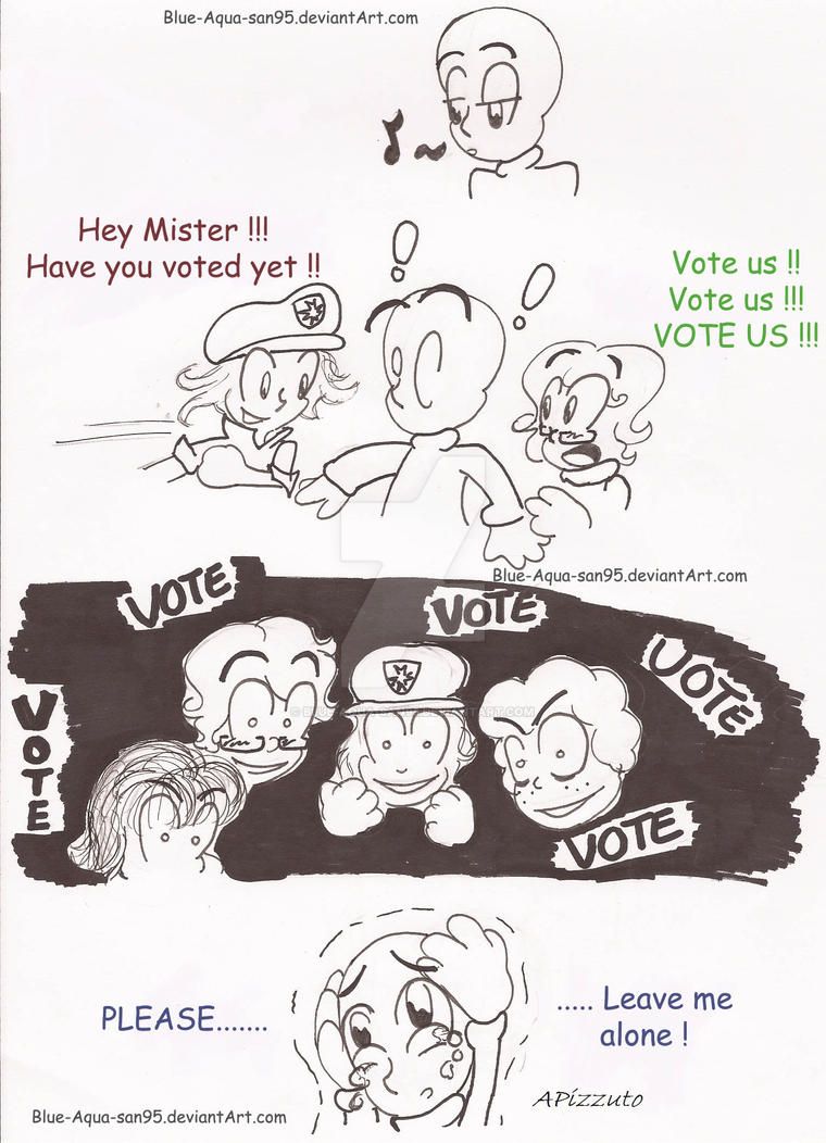 Only in Malta: Votes by Blue-Aqua-san95