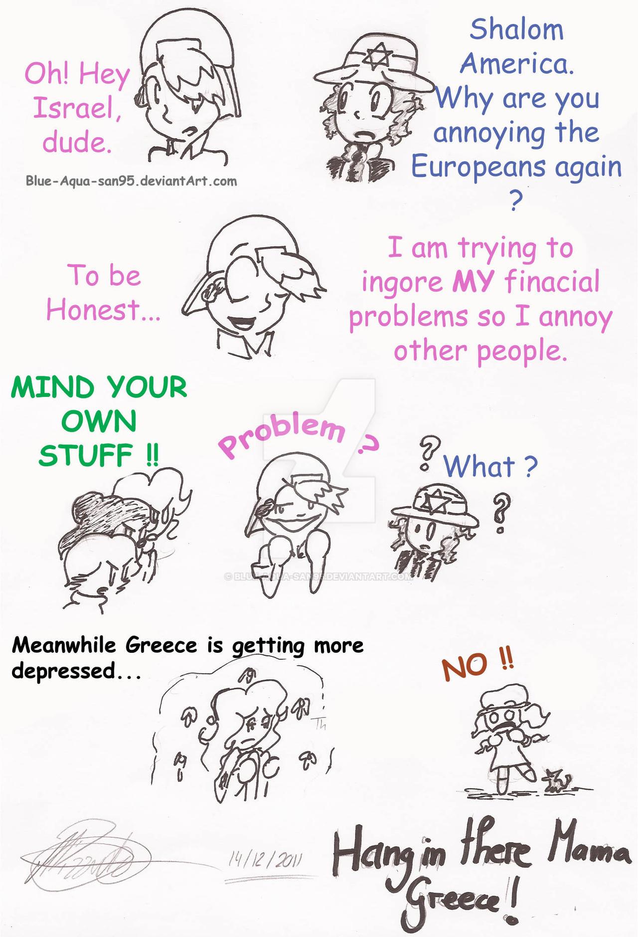 Money Trolls by Blue-Aqua-san95