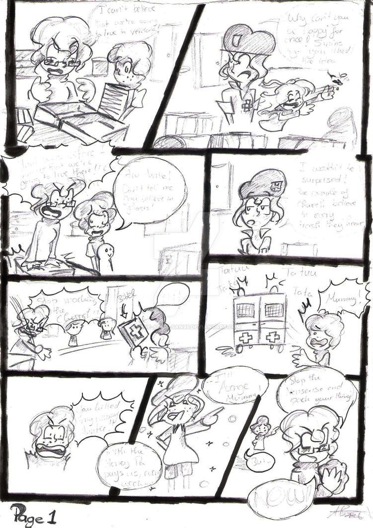 Freak out - Teaser by Blue-Aqua-san95