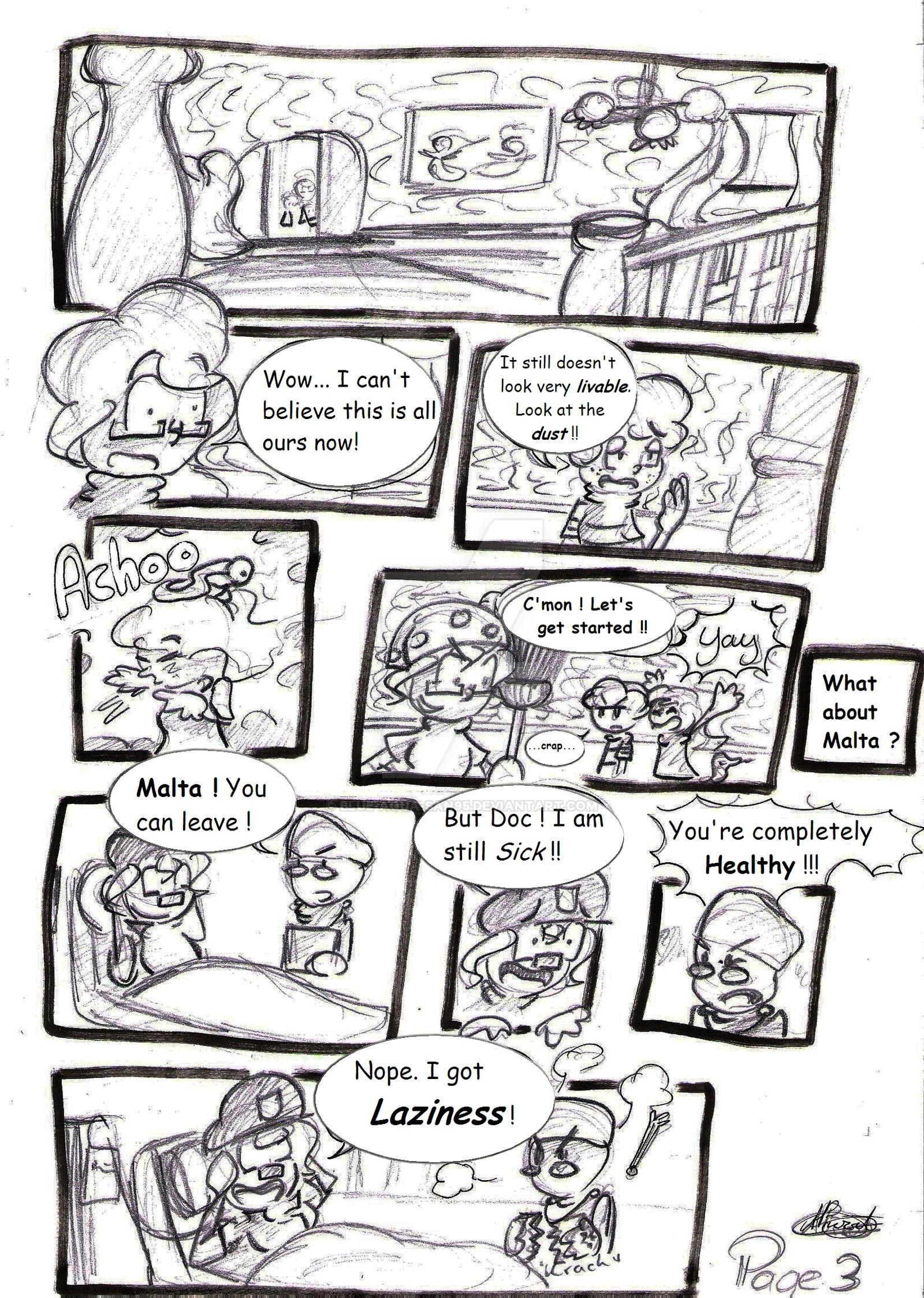 Freak Out - Page 3 by Blue-Aqua-san95