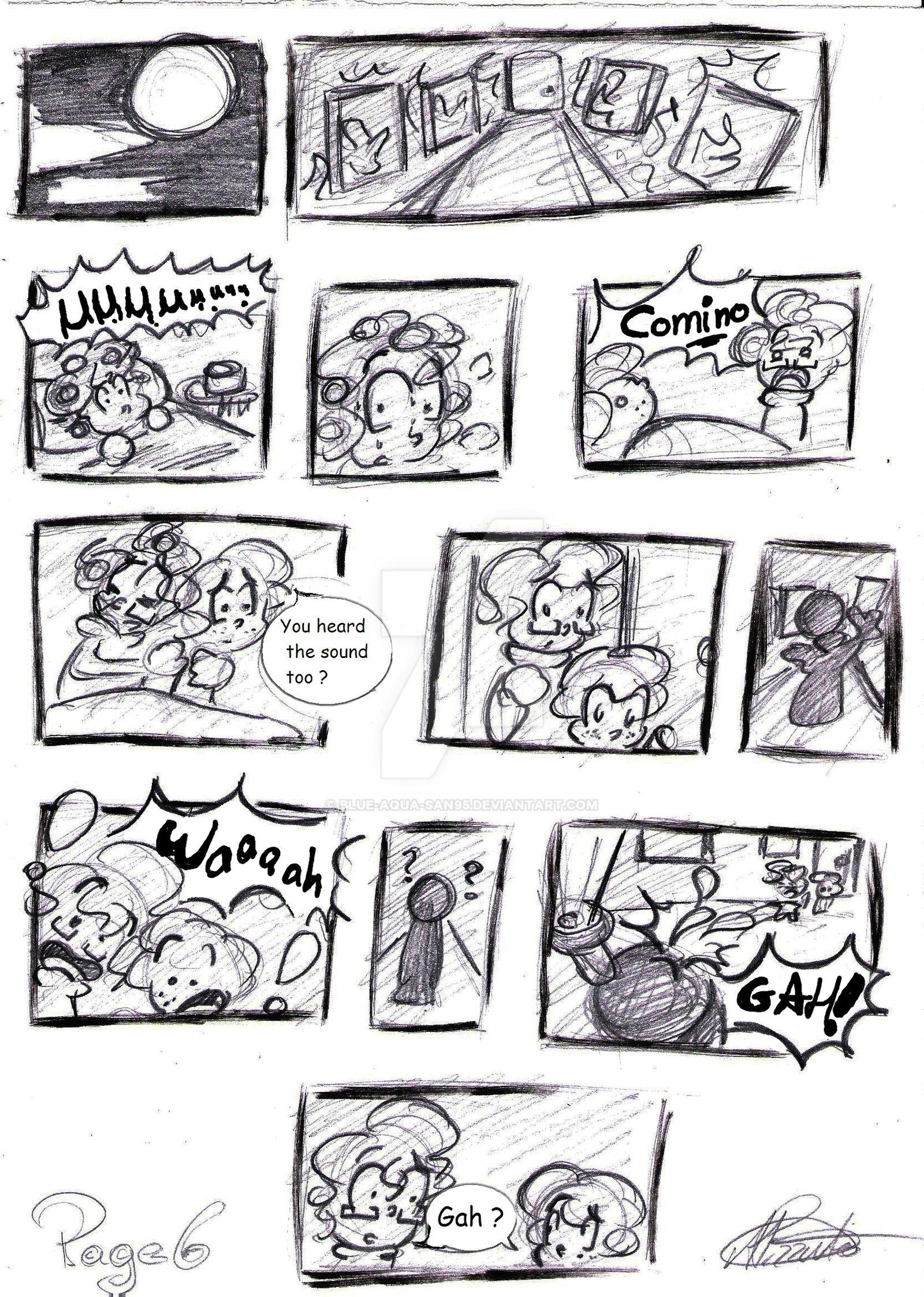 Freak Out - Page 6 by Blue-Aqua-san95