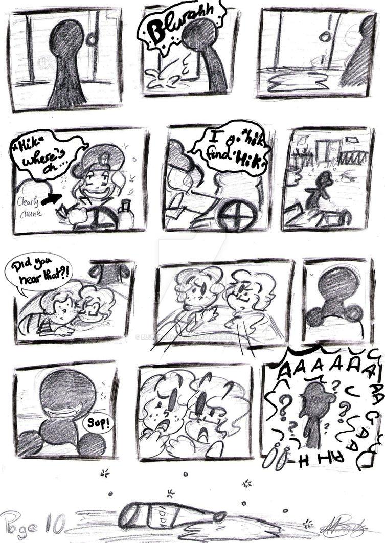 Freak Out - Page 10 by Blue-Aqua-san95