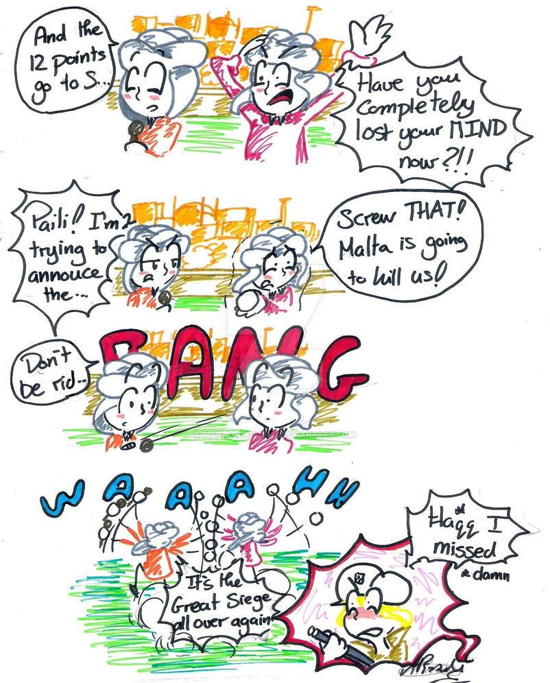 Eurovision part 2 by Blue-Aqua-san95