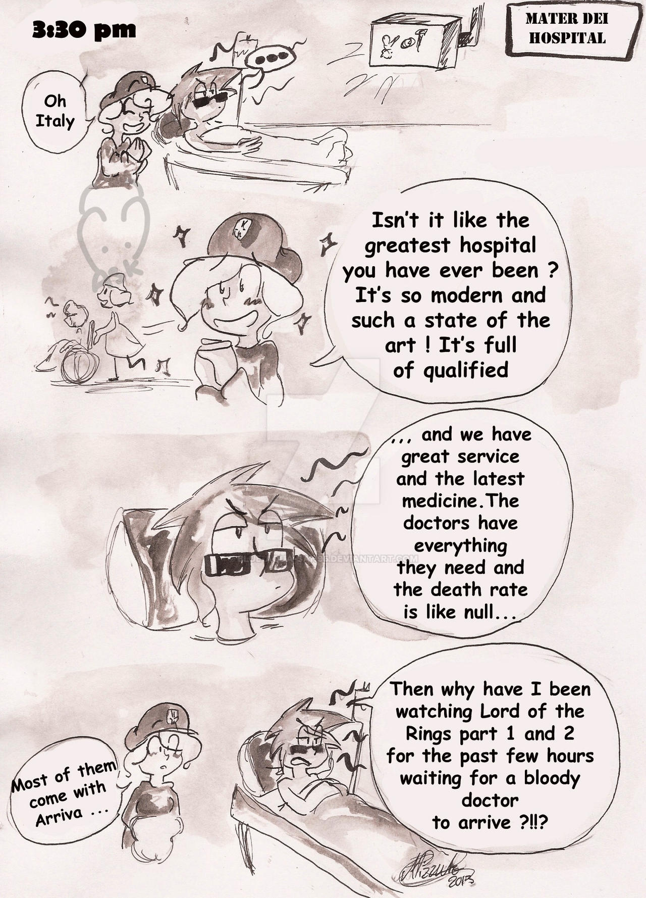 Italy's date - part 4 by Blue-Aqua-san95