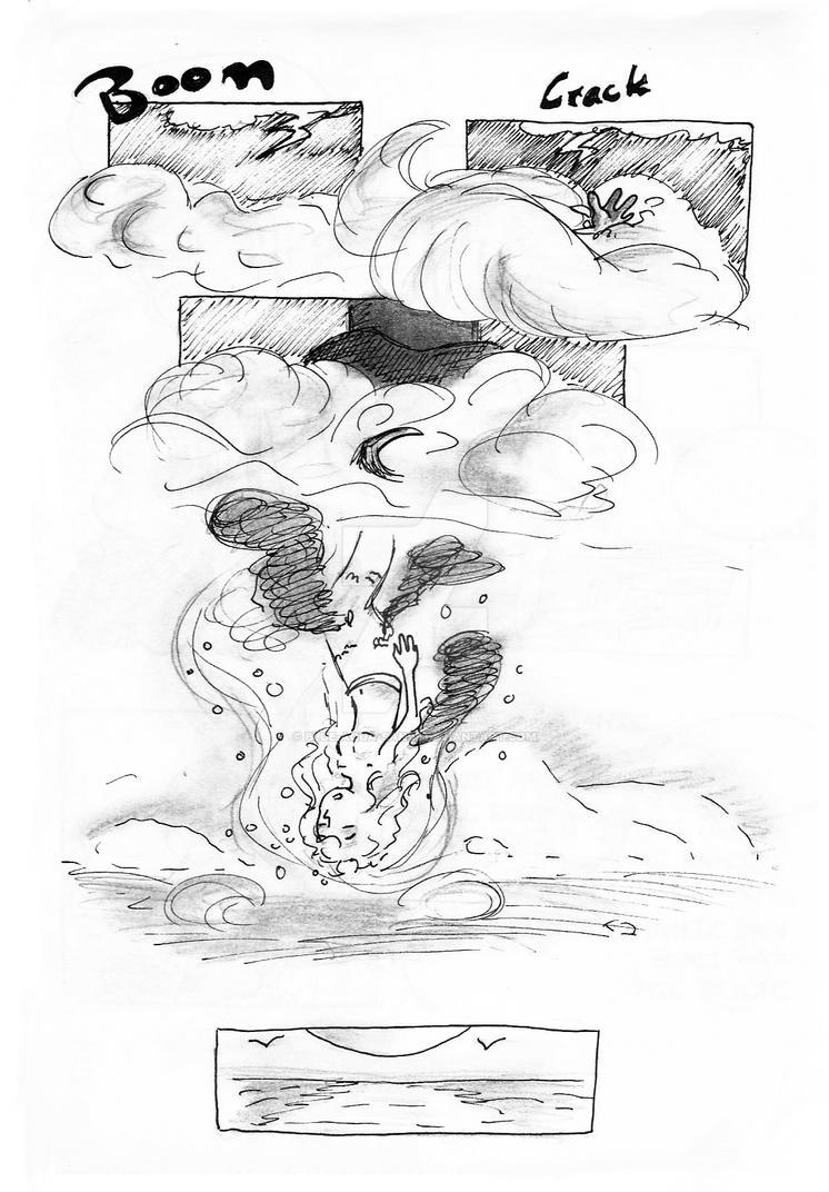 The Mermaid of Isla - Part 1 by Blue-Aqua-san95