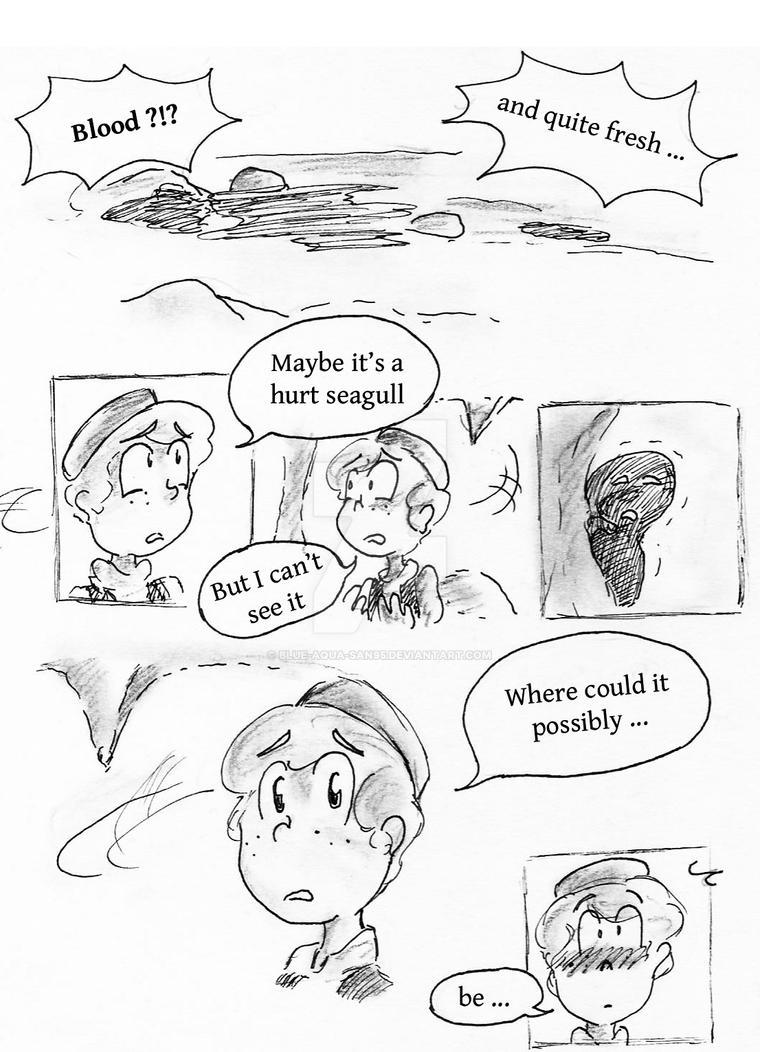 The Mermaid of Isla - Part 7 by Blue-Aqua-san95