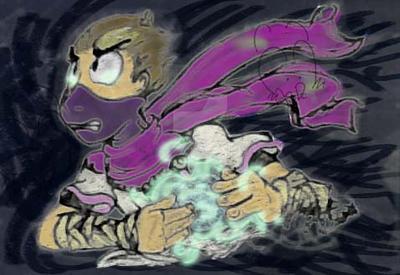 The master alchemist and wizard by Blue-Aqua-san95