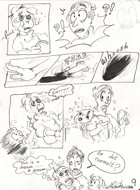 My strange friend - Page 9 by Blue-Aqua-san95