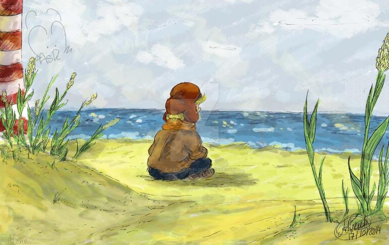 Alone by Blue-Aqua-san95