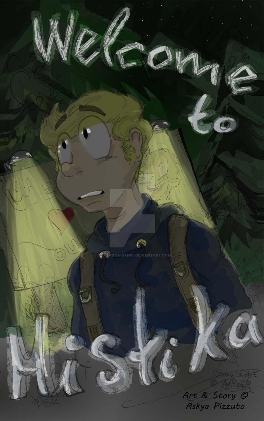 Welcome to Mistika by Blue-Aqua-san95