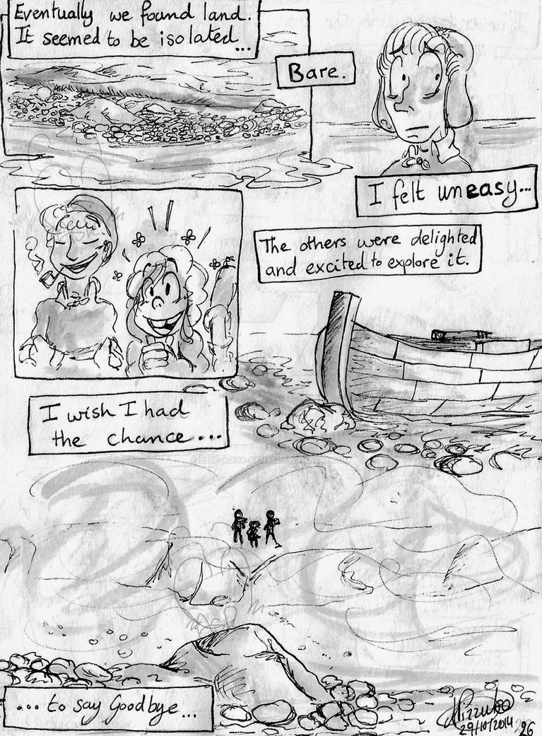 My strange friend - Page 26 by Blue-Aqua-san95