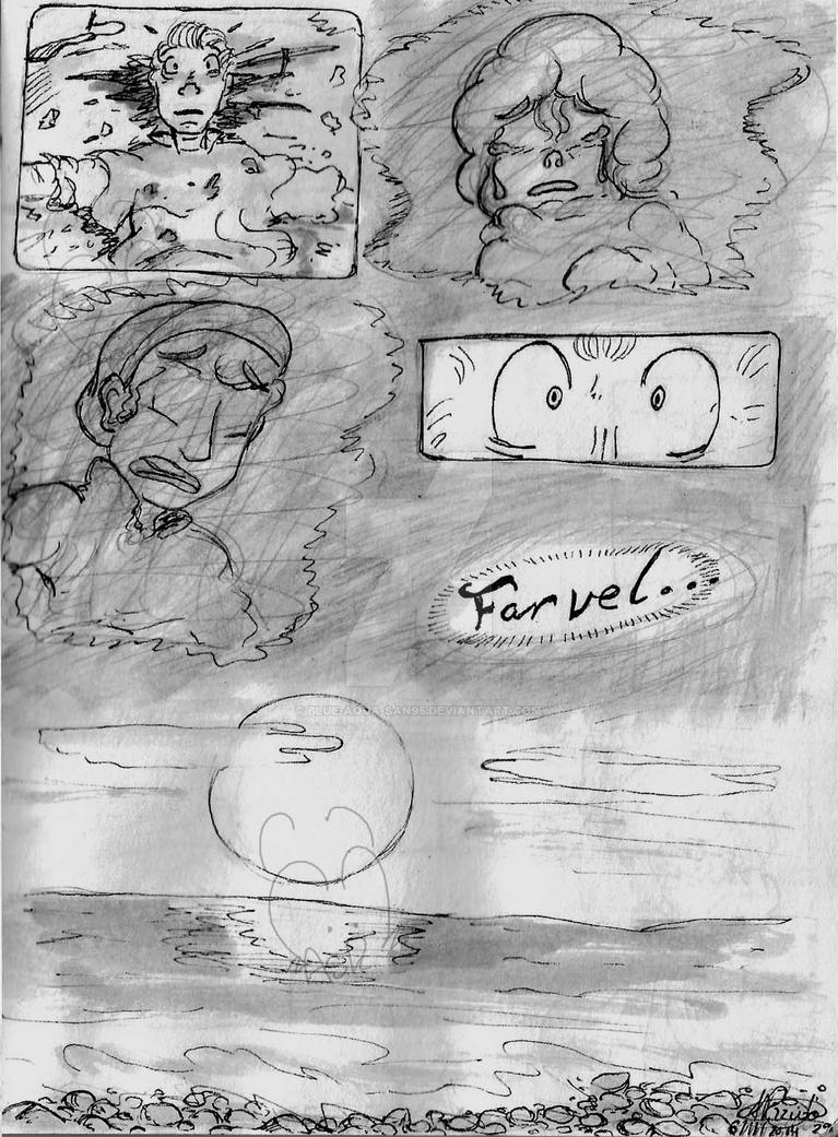 My strange friend - Page 29 by Blue-Aqua-san95