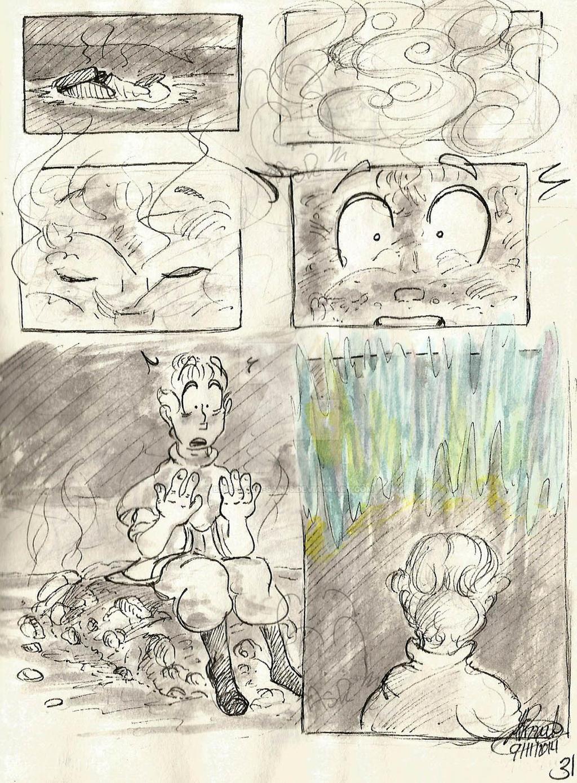 My strange friend - Page 31 by Blue-Aqua-san95
