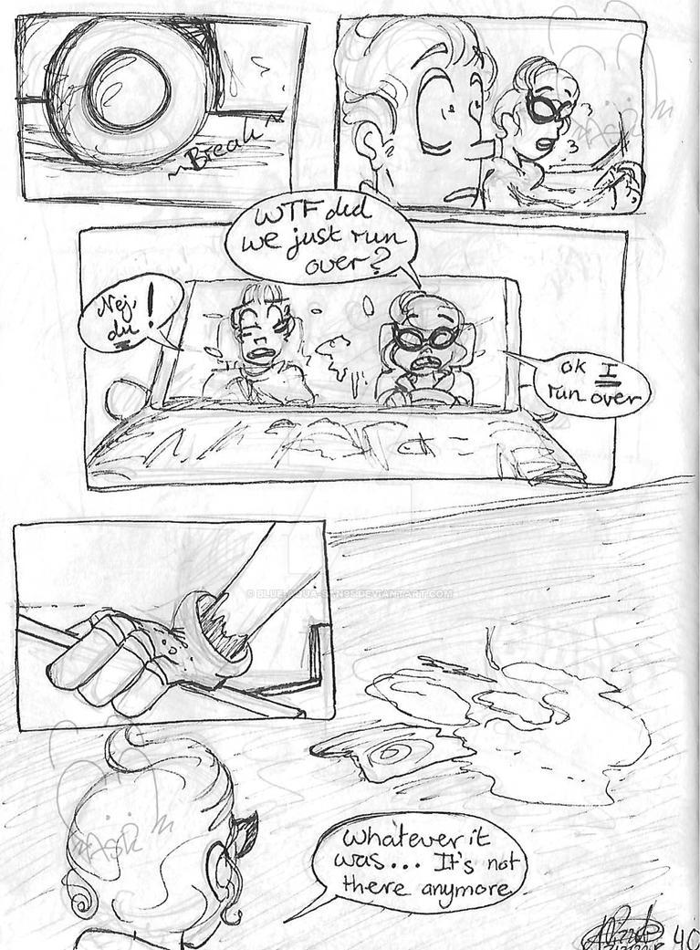 My strange friend - Page 40 by Blue-Aqua-san95