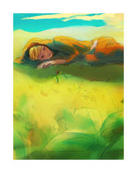 Fields of Gold by emixoO