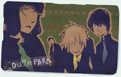 South Park Tape by emixoO