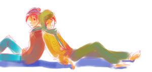 style doodle by emixoO
