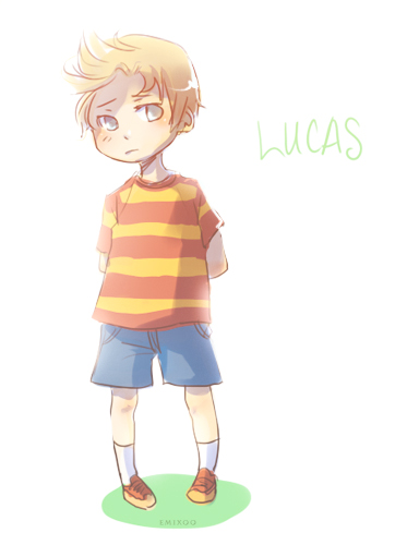 Lucas by emixoO