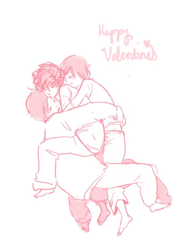 Happy Valentines by emixoO
