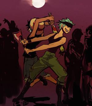 Zombie Piece