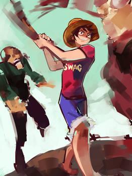 Zombie Piece 2