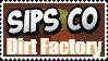 Sipsco Stamp by skystamp