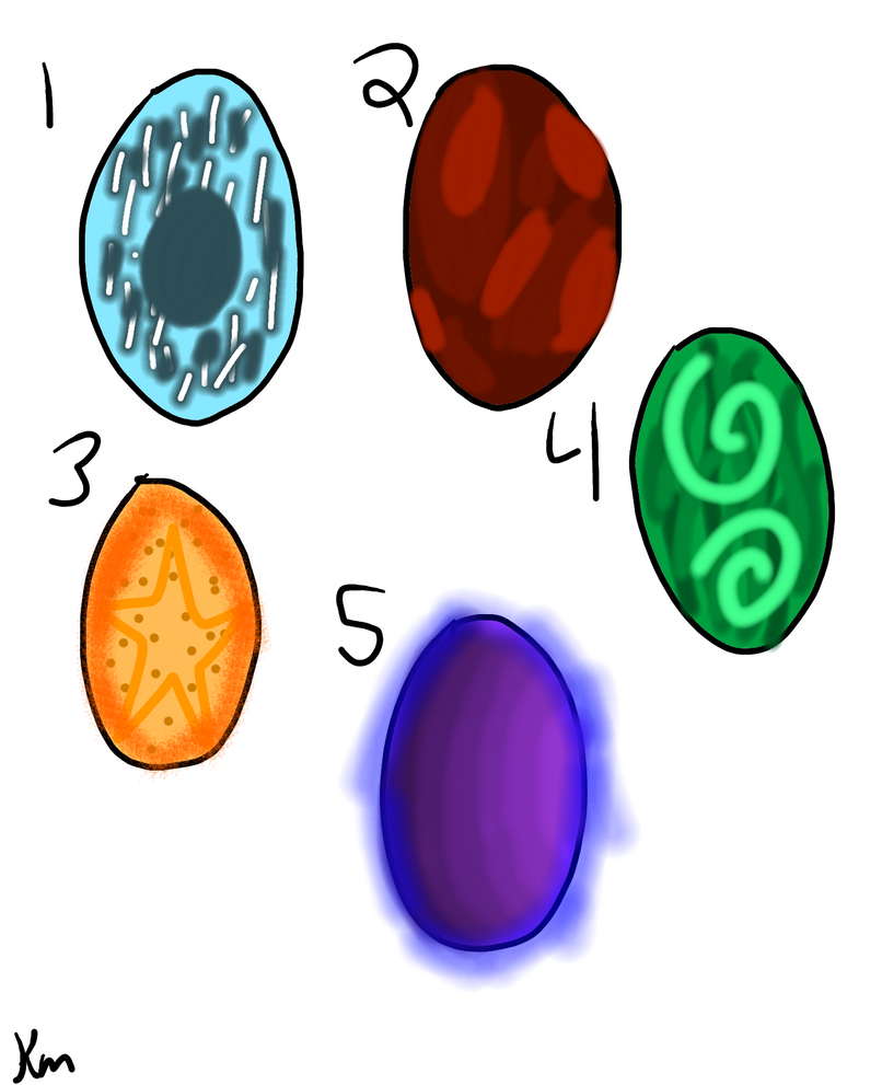 //CHEAP// Firepie Egg Adopts! by metalandwings