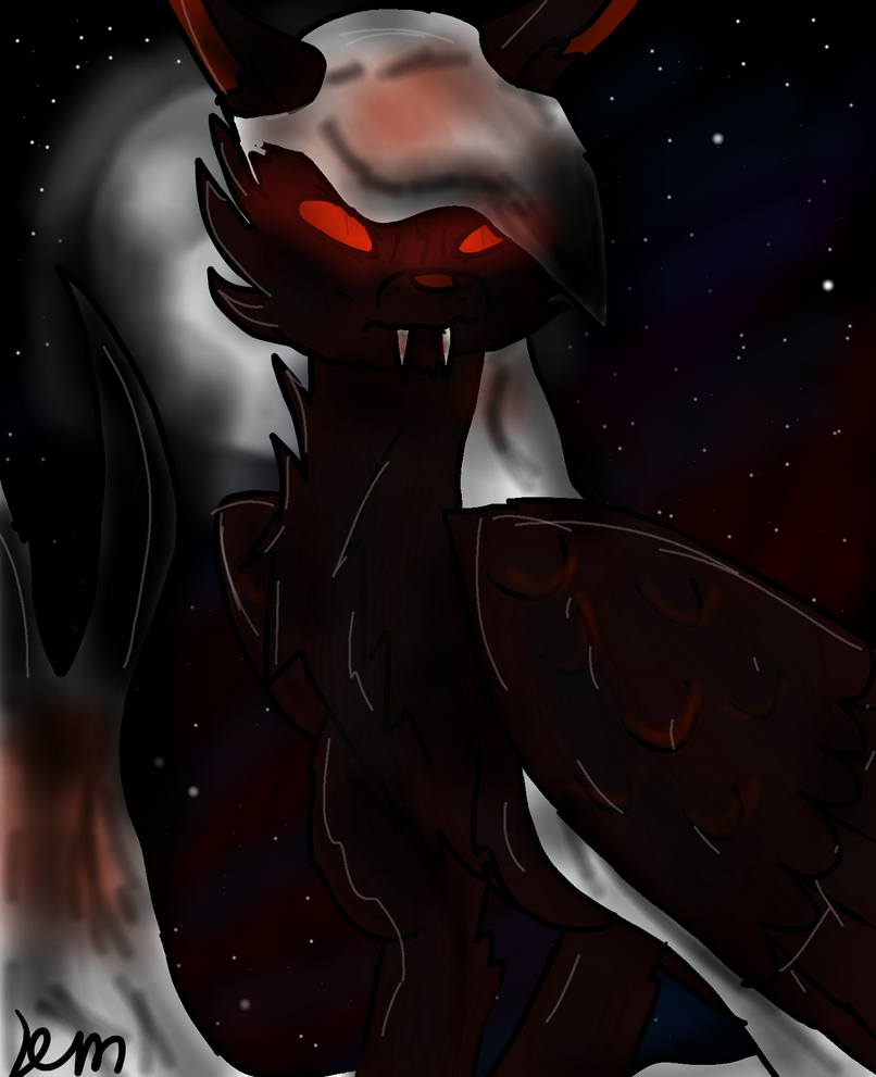 Angel of Death by metalandwings