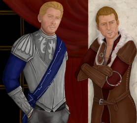 Alistair and Cullen Commission