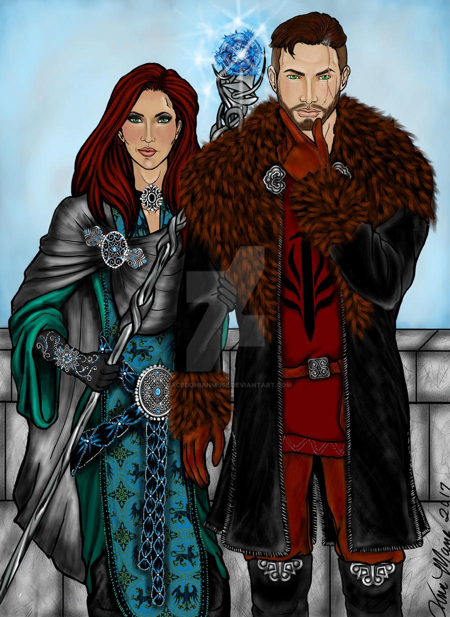 The Templar And His Sister By Macedonianmuse On Deviantart