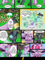 GP: Chapter 1 Page 1 by ChanChan-the-Leafeon