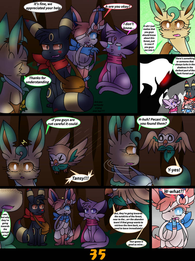 GP: Chapter 2 Page 35 by ChanChan-the-Leafeon