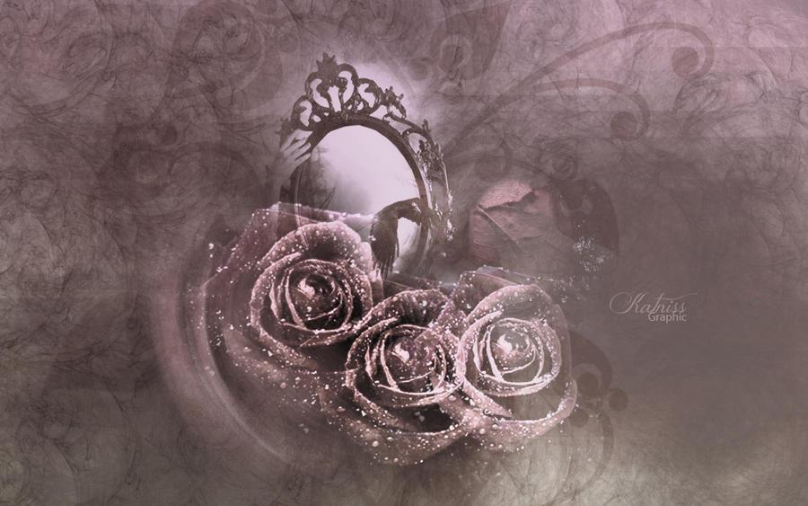 mirror tex by KateKatnisspage