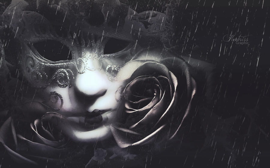 textures mask by KateKatnisspage
