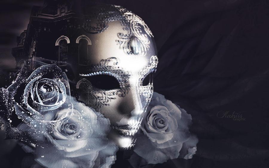 dark mask by KateKatnisspage